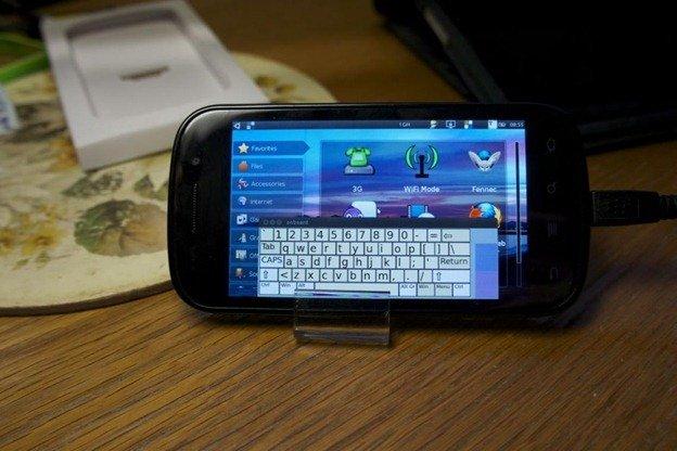 Ubuntu on Nexus S
