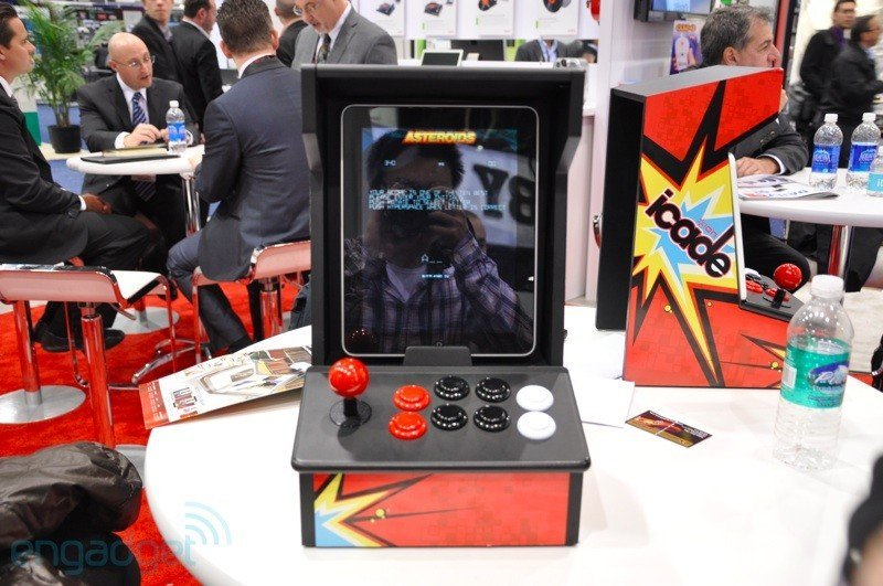 iCade machine