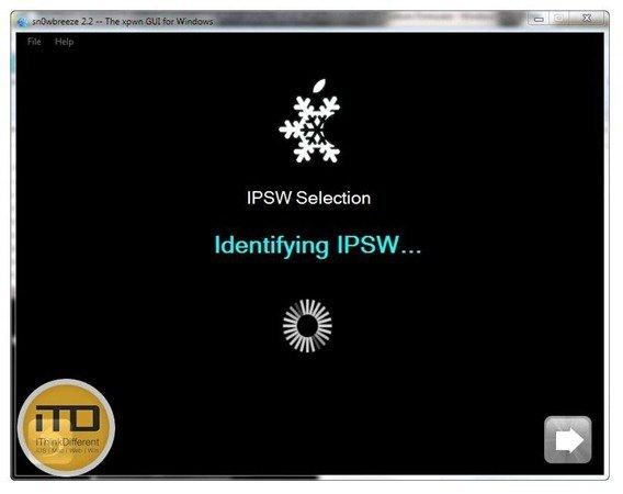 sn0wbreeze 2.2 -- The xpwn GUI for Windows (2)wtmk