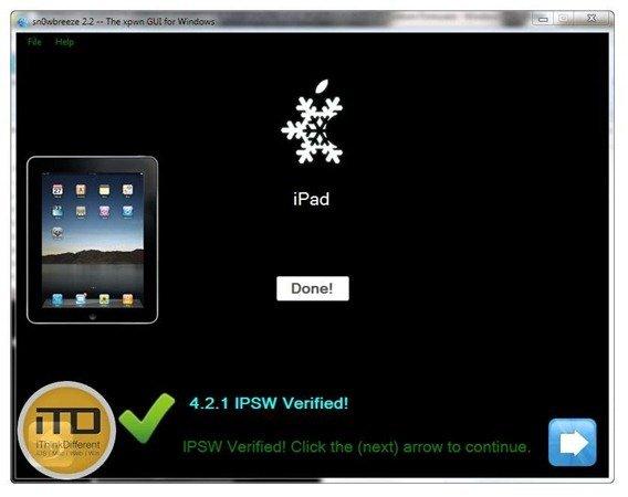 sn0wbreeze 2.2 -- The xpwn GUI for Windows (3)wtmk