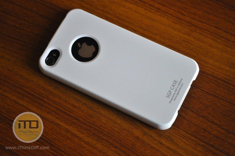 SGP iPhone 4 Case Ultra Thin Matte Series 7