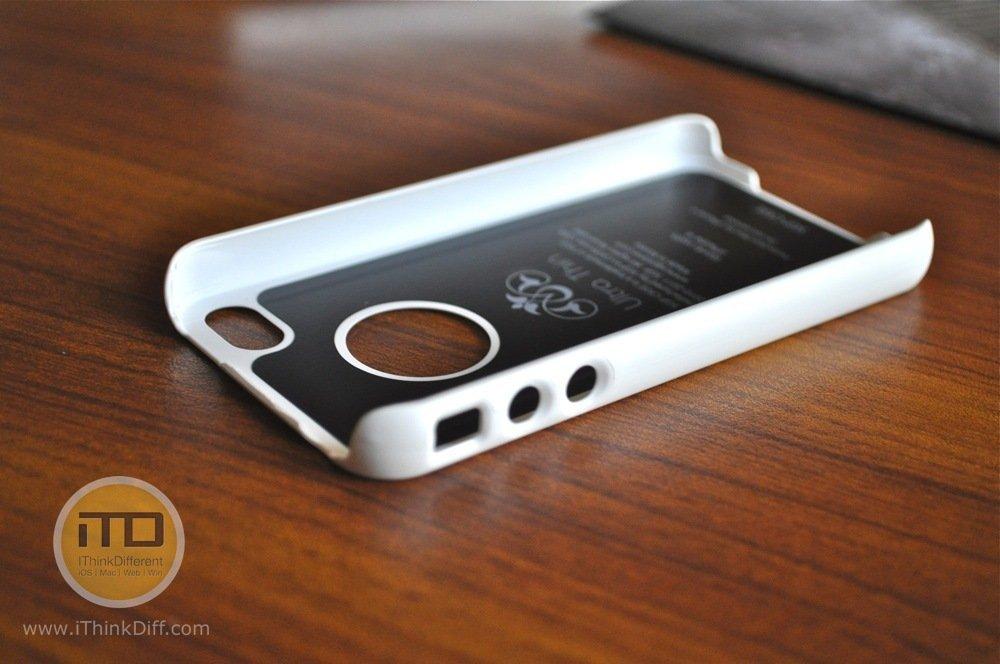 SGP iPhone 4 Case Ultra Thin Matte Series 5