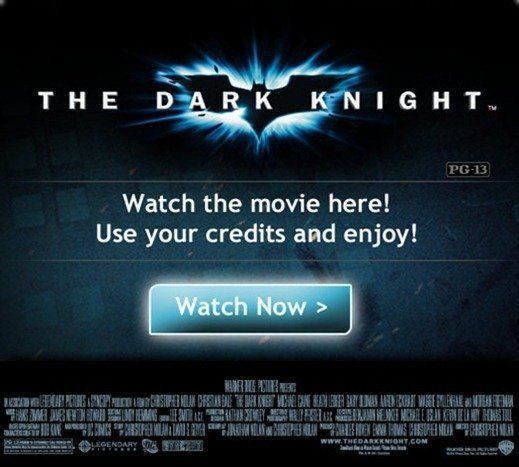 You Can Now Rent Movies From Warner Bros. via Facebook