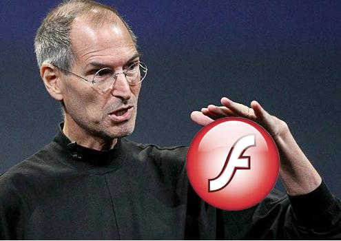 iOs Flash Safari