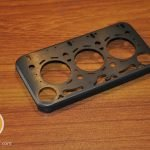Gasket Brushed Aluminum Case For iPhone 4 - Titanium Gray [REVIEW]