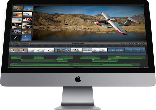 Final Cut Pro X Announced by Apple 64-Bit and Only 299