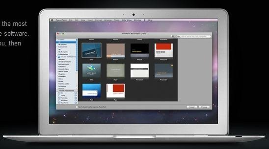 Office for Mac 2011 Service Pack 1