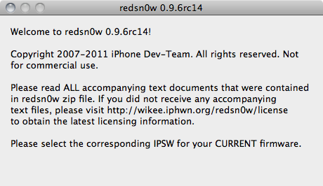 RedSn0w untethered 4.3.2 jailbreak.png