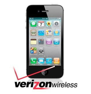 Verizon iPhone 4 Apple