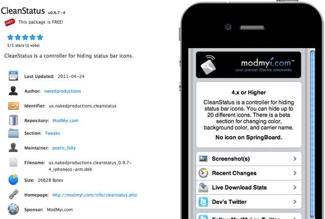 Cydia Search2