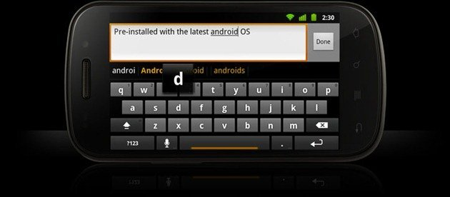Install Android 2.3.4