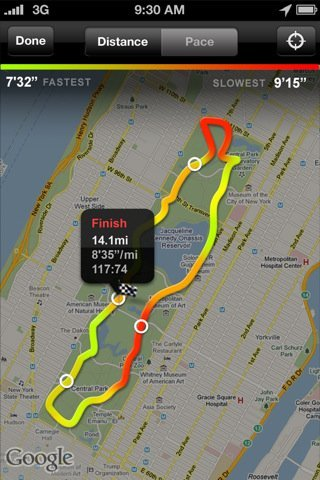 Nike+ GPS for iOS is FREE today!