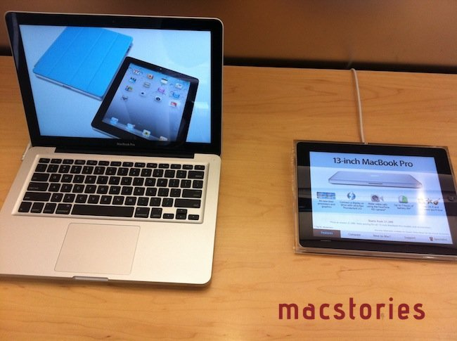 apple store 2.0 macbookPro