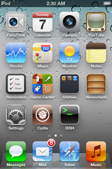 iOS 5 Beta 3 Jailbreak
