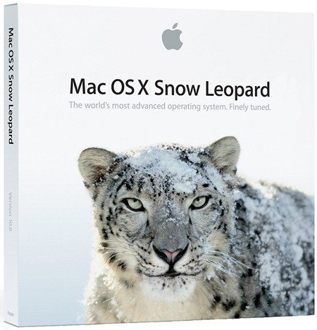 Mac OS X 10.6 (Snow Leopard) Box
