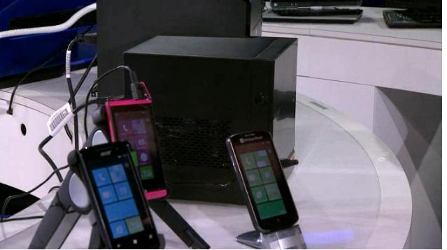 Windows Phone Mango Devices