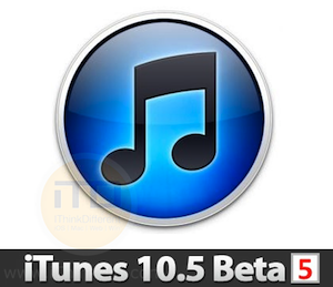 Download iTunes10 5 Beta5 iTD2