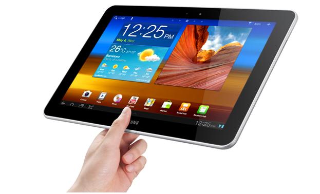 Galaxy Tab 10.1 TouchWiz Update Download