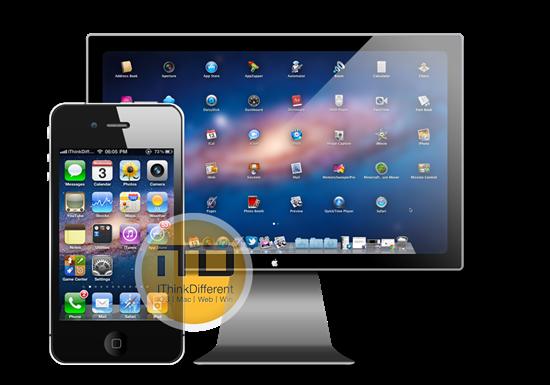 Merge OS X With iOS