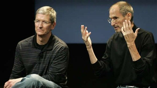 To take his place, Steve Jobs recommended Tim Cook to be the next Chief