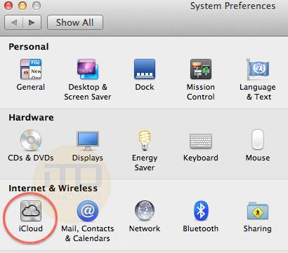 iCloud Lion 1iTD