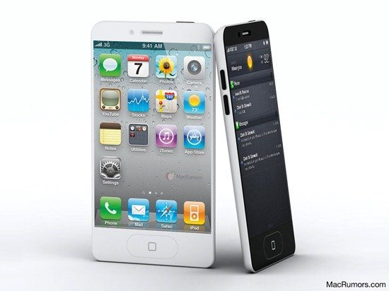 iPhone 5 Rendering (2)
