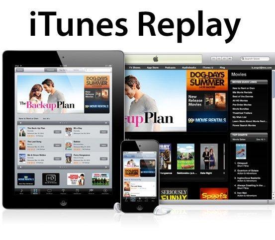 iTunesReplay