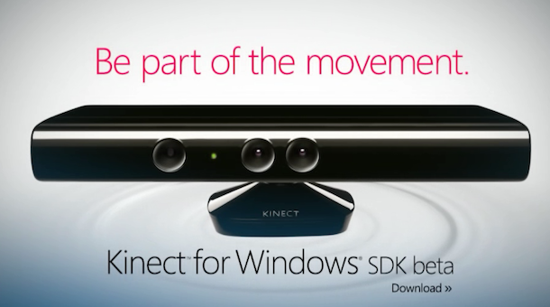 kinect windows sdk download