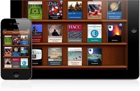 Apple iTunes U App for iPhone and iPad