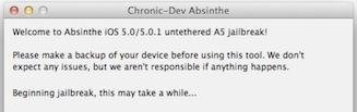 Untethered Jailbreak for iPhone 4S and iPad 2 Released! Download Absinthe Now!