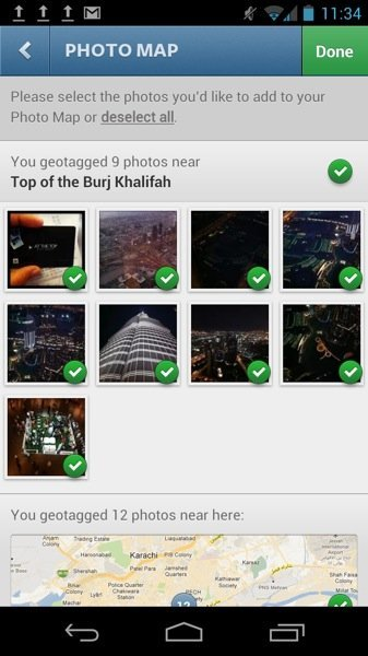 Instagram 3 0 Photo Map Adding Images