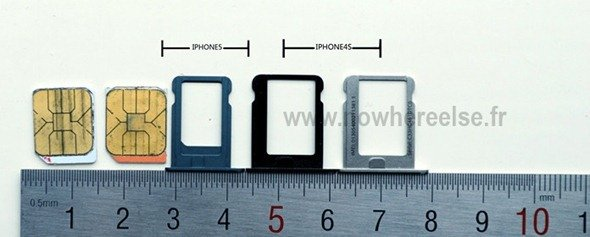 iphone5 nano sim 2
