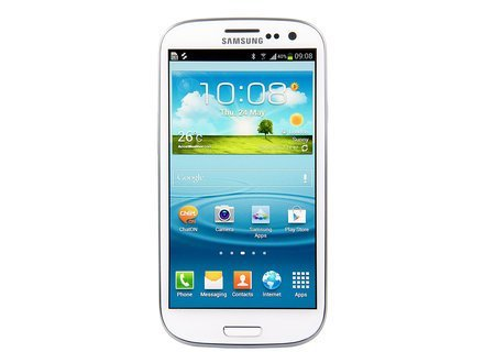 Galaxy S 3 Data Wipe Bug