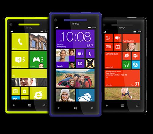 HTC-8X