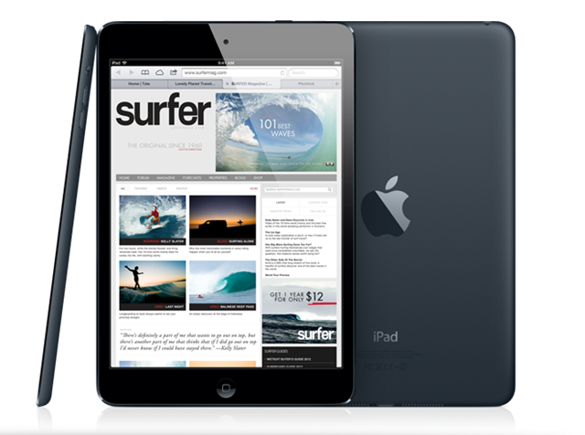 Apple Sells 3 Million iPad Minis and 4th Generation iPads On Launch Weekend