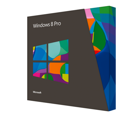 Windows 8 Pro Box
