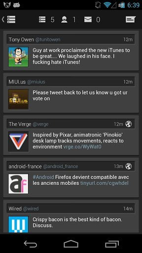 Falcon Pro for Twitter 2
