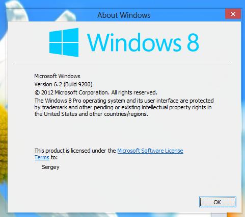 Winaeroglass for Windows 8