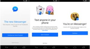 Facebook Launches New Redesigned Messenger App For Android