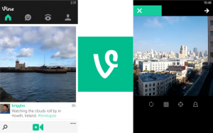 Vine Is Finally Available For Windows Phone