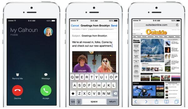 IOS 7 1 Released With UI Updates And Performance Improvements 1