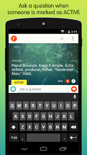 Reddit AMA Apps Now Available for iPhone and Android 1
