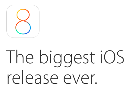 IOS 8 Final Version Released To Developers Install Now On Your iPhone iPad or iPod Touch
