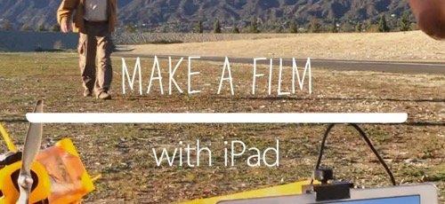 Apple's Oscar Ad Shot Using iPad And Martin Scorsese Voiceover