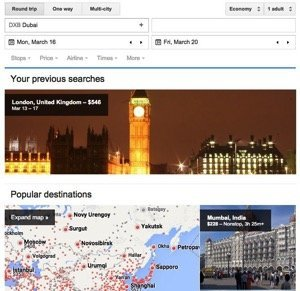 Google Launched New Website For Easy Flight Searching And Booking