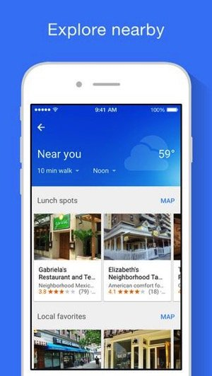 Google Maps for iOS Gets Events Business Look Up and Quick Facts Updates