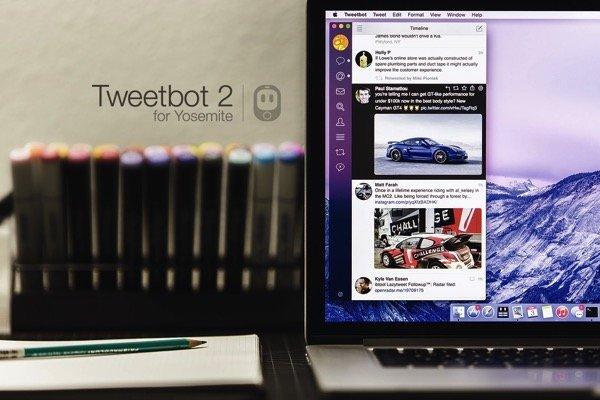 Tweetbot for Yosemite Mac