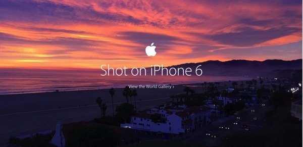Apple Posts New Gallery On Its Website  Shot on iPhone 6