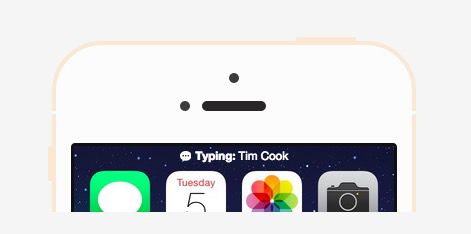 Get Notified When Someone Types You An iMessage on iOS or Mac