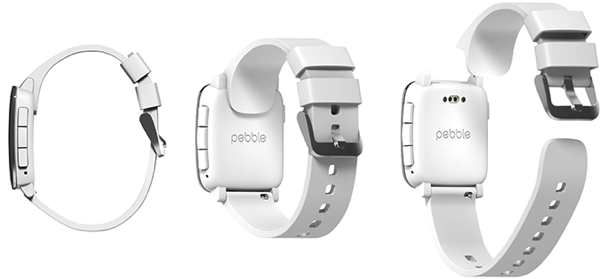 Steel Version of Pebble Time Announced  Looks Just Like Apple Watch 2